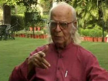 File image of Yash Pal. YouTube screengrab