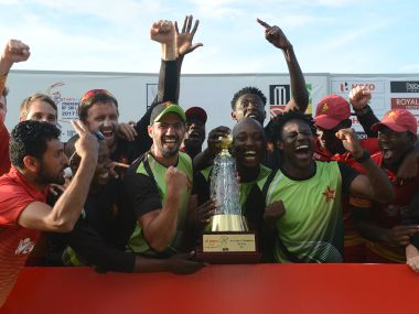 Zimbabwe cricket has received a much-needed boost with the series win in Sri Lanka. AFP