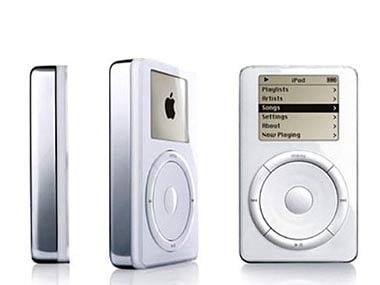 The first iPod