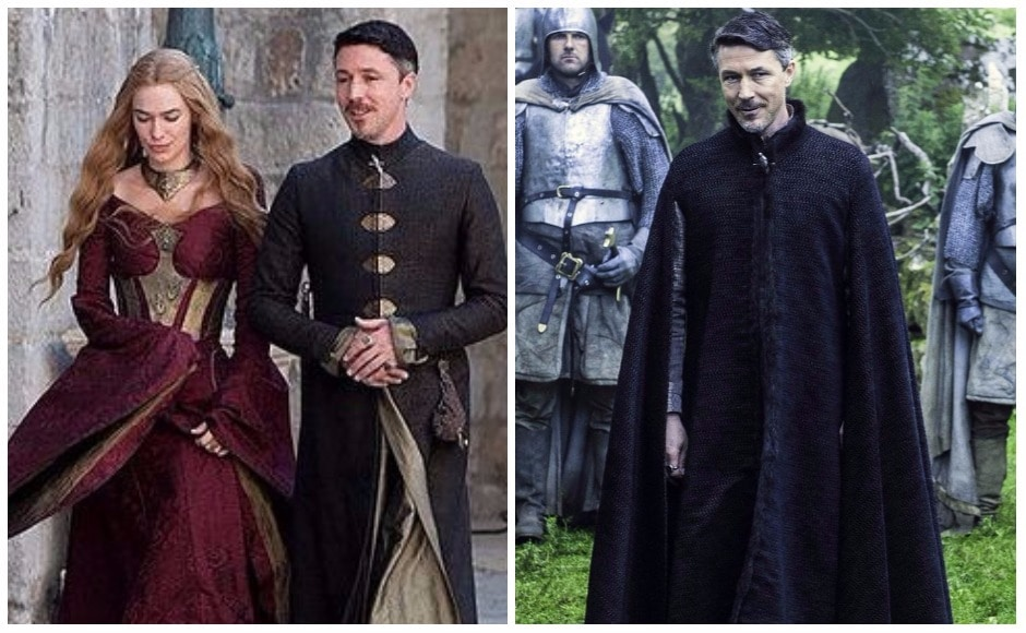 Petyr Baelish swapped his dandified demeanour for something more subtle and brooding in seasons 6,7.