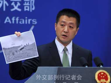 File image of Chinese foreign ministry spokesperson Lu Kang. Image courtesy: fmprc.gov.cn