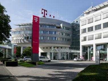 Deutsche Telekom faced a cyberattack. Deutsche Telekom.