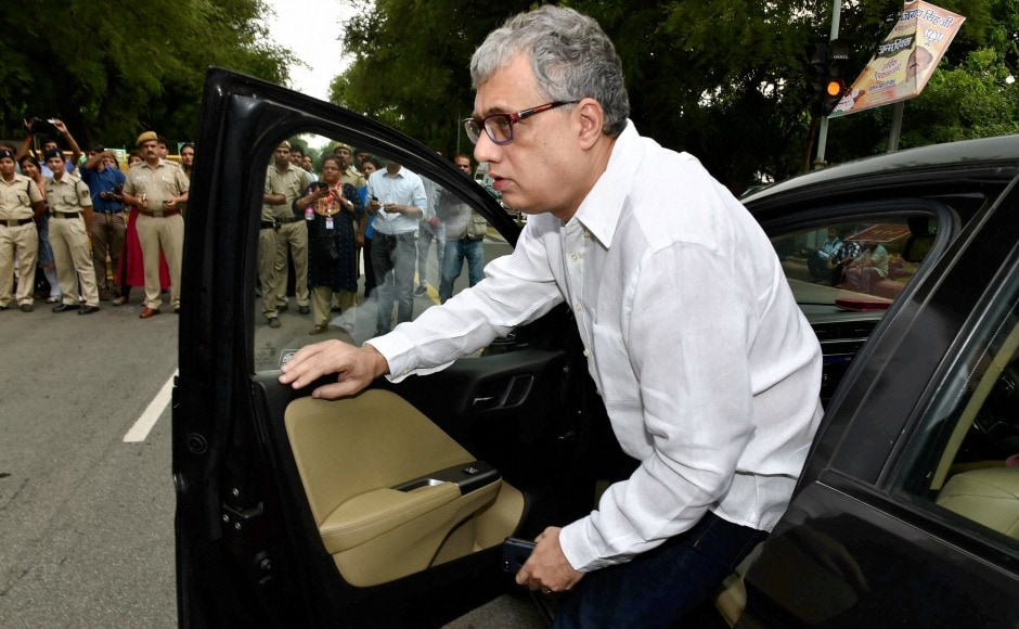 "Derek O'Brien of Trinamool Congress said that Opposition parties asked serious questions to the government during the meeting. ""Why was govt unprepared & if this was their failure? We didn't get answers we were looking for,"" he said. PTI"