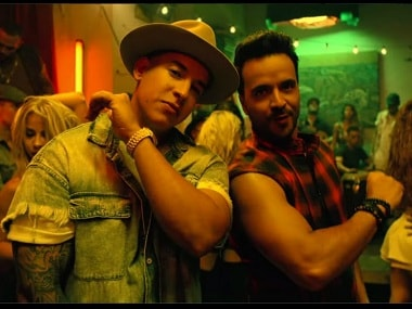 Daddy Yankee and Luis Fonsi in a still from 'Despacito'. YouTube Screengrab.
