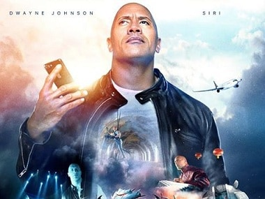 Poster of the film. Dwayne Johnson/Facebook