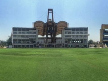 File image of the DR. DY Patil Stadium, Navi Mumbai. Image courtesy: FIFA