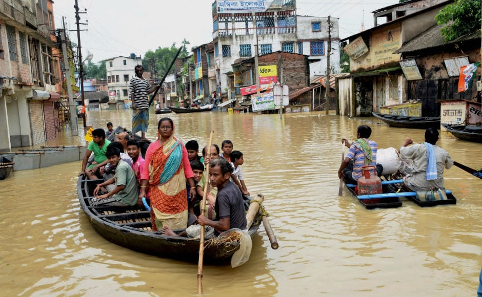 The flood situation in West Bengal improved on Sunday as water has started to recede in majority of the rivers in the worst-hit Howrah, Hooghly and West Midnapore districts. PTI