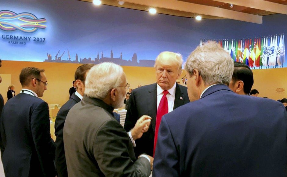 Modi urged BRICS nations to be the voice of stability and reform at the world stage. PTI