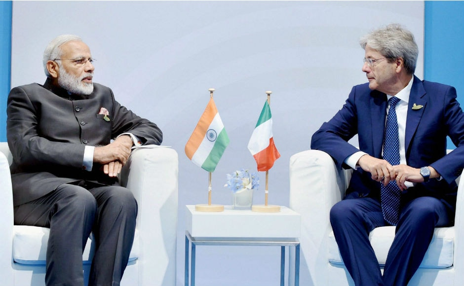 Modi also participated in G20 sessions on Partnership with Africa, Migration and Health; and Digitalization, women's empowerment and employment. PTI