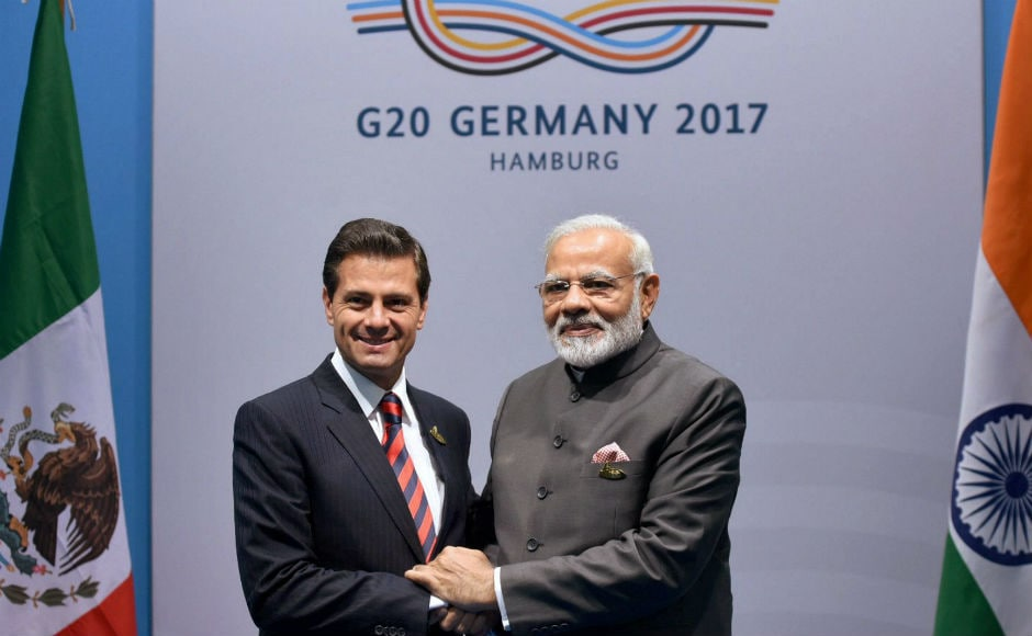 In total, Modi held bilateral talks with leaders of eight countries on the sidelines of the G20 Summit. PTI