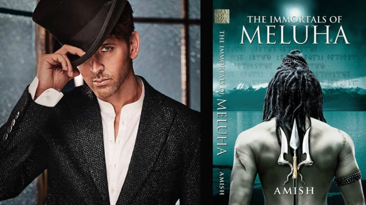 Hrithik Roshan and The Immortals of Meluha