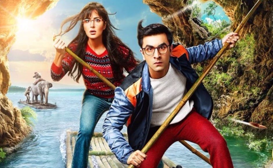 Ranbir Kapoor takes on the character of Jagga as though it's a second skin, once again showing us his killer acting chops. Image via Facebook