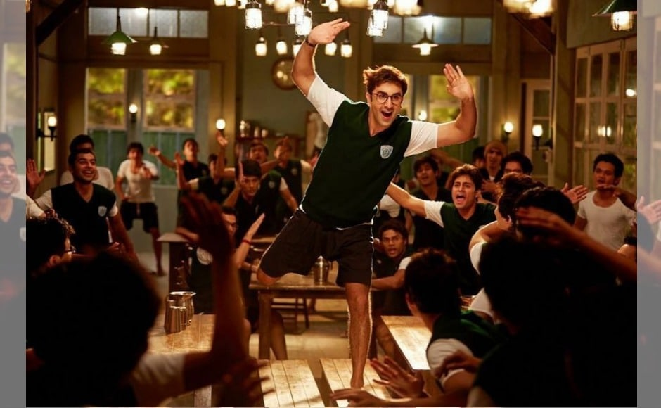 Jagga Jasoos ends on a cliffhanger, paving the path for a sequel, and we can expect a reprisal of Ranbir's Sherlock Homes-inspired role sometime in the future.