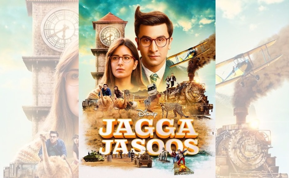 Neetu Kapoor hosts special screening of Jagga Jasoos!