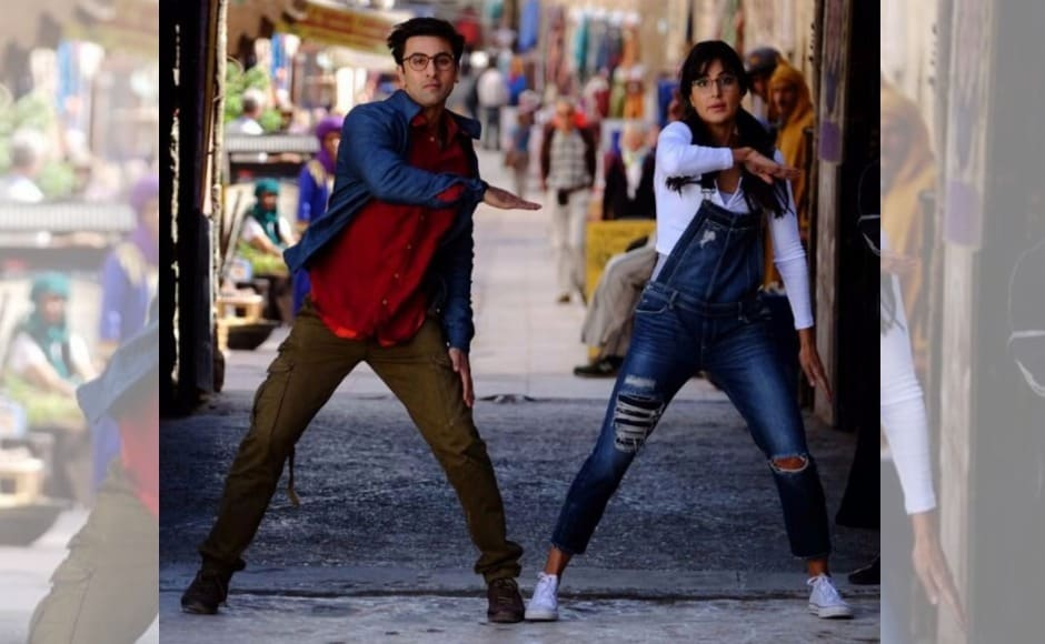 The concluding half of Jagga Jasoos, however, unravels a lot of the hard work that was done by Basu and the actors until then. The movie takes on a slightly unbelievable and fantastical quality that's a damper on the viewing experience. Image via Facebook