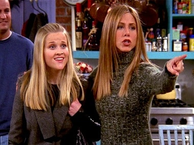Jennifer Aniston to return to TV after 13 years with her 'Friends' sister Reese Witherspoon