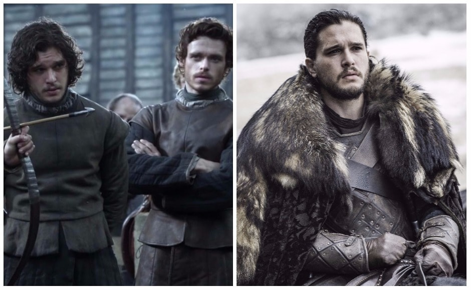 From Stark bastard to King in the North — what a long journey Jon's had.