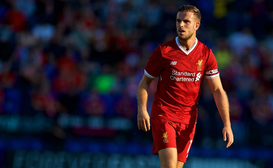 Liverpool began their pre-season campaign with a match against Tranmere Rovers. The Reds were bolstered by the return of captain Jordan Henderson after a 5-month break due to a heel injury. Twitter/@LFC