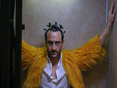 Kaalakaandi movie review: Saif Ali Khan is funny as hell but the film lacks fizz
