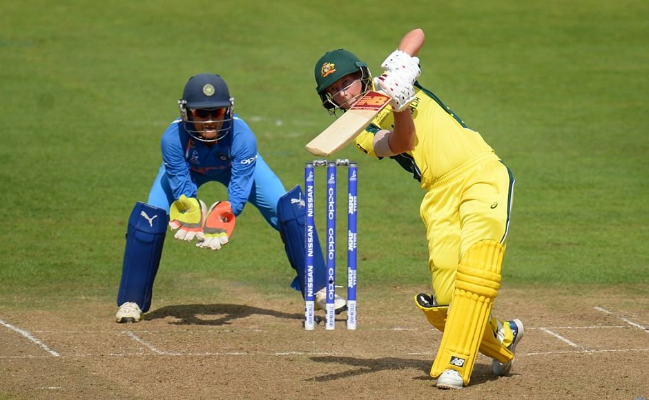 Australia captain Meg Lanning had a normal routine as she slammed her 11th ODI fifty. Reuters