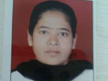 File image of Manjula Shetye. Puja Changoiwala