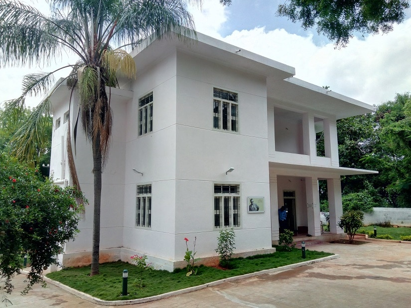 RK Narayan's home in Mysore, which is now a museum. All photos courtesy Sachin Bhandary