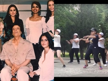 Aamir Khan fans' tribute to Dangal, Katrina Kaif hangs out with Gaddafi: Social media stalkers' guide