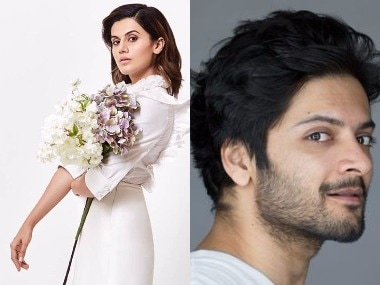 Tadka: Film shoot delayed again due to Taapsee Pannu, Ali Fazal's clashing schedules