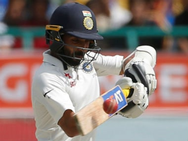 File photo of Ajinkya Rahane. Reuters