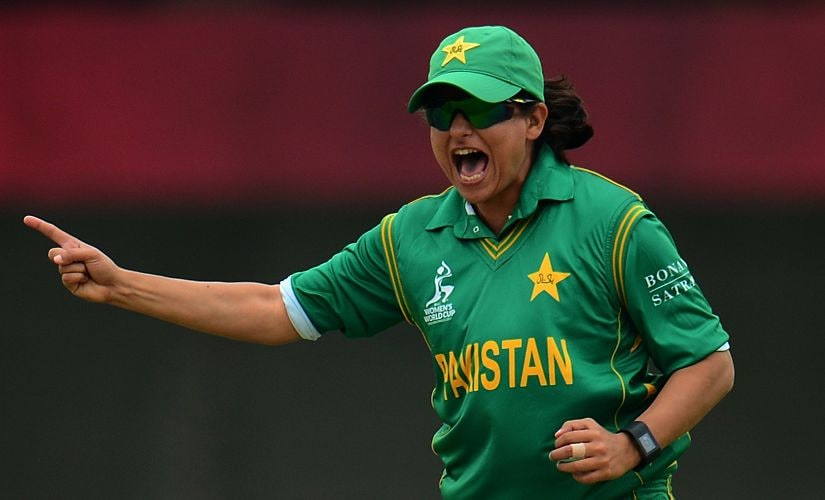 The most experienced Pakistan player would like her team to put up a good show in the grandest stage of them all. Twitter/@mir_sana05