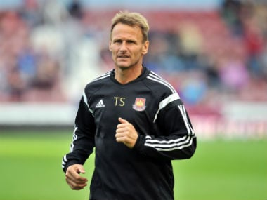 File photo of Teddy Sheringham. AFP