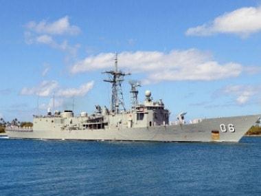 HMAS Newcastle. Wikipedia