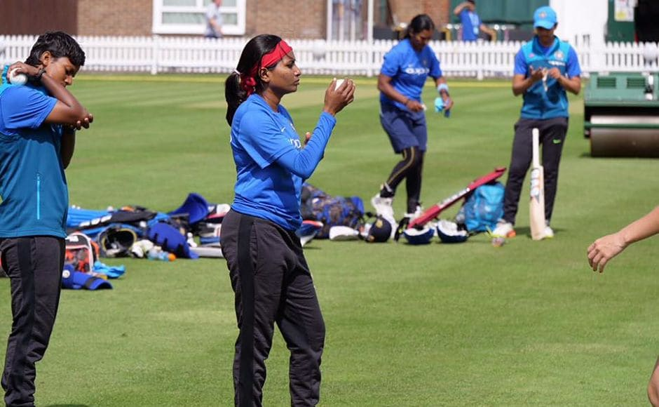 The spinners have shouldered the responsibility of India's bowling attack in the ICC Women's World Cup and the finals against the hosts will be no different. Image courtesy: Facebook/ICC