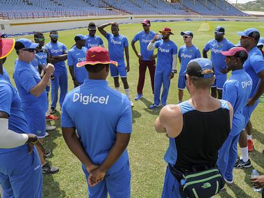 England vs West Indies: Visitors' coach Stuart Law looking to build settled team ahead of World Cup qualifiers