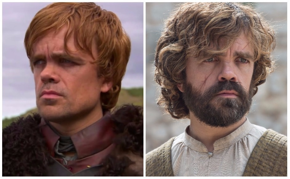 Tyrion's look may have changed markedly — we're just glad his wit hasn't.
