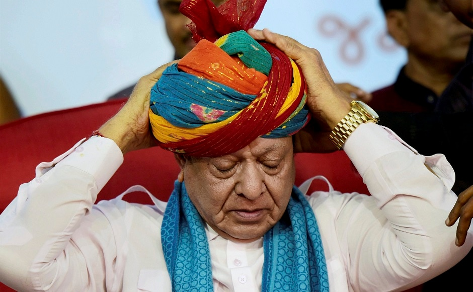 Addressing a rally in Gandhinagar on his 77th birthday, Congress leader Shankersinh Vaghela claimed that the party high command expelled him on Thursday.