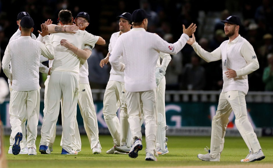 England register thumping innings win in day-night Test over West Indies to take 1-0 lead