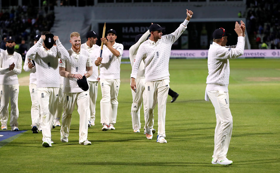 In the end, it became too easy for England, as they bowled outthe West Indian team for the second time in the day, ensuring that Joe Root's team takes a 1-0 lead in the three-match series. Reuters