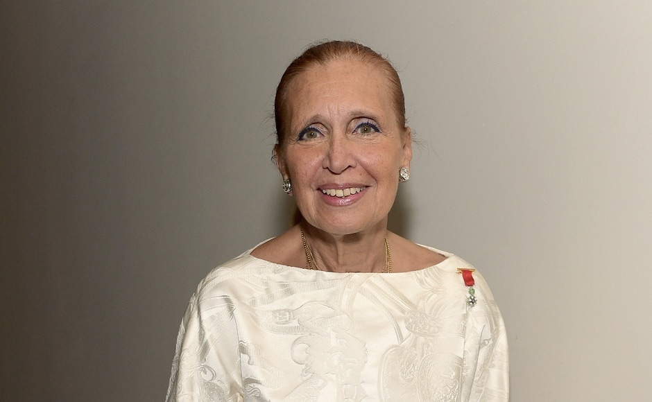 10. Veteran novelist Danielle Steel earned the 10th spot along with Rick Riordan ($11 million). Her latest book, The Duchess was also on the New York Times' bestsellers list. She had back-to-back six releases in 2016 to her credit. Image via Stefanie Keenan/Getty Images.