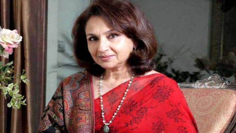 Sharmila Tagore. Image via Facebook