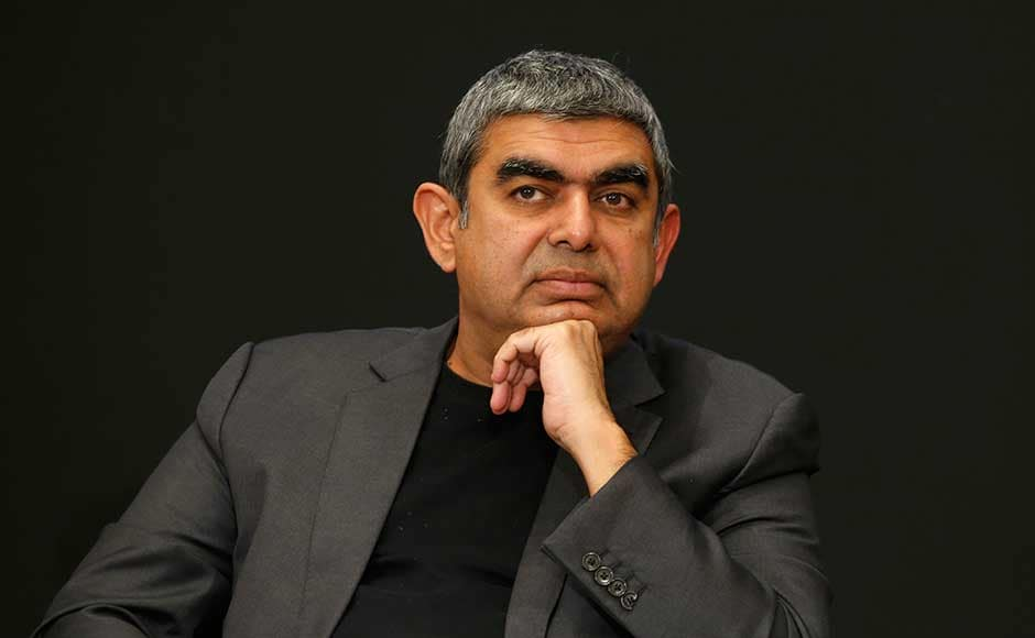 """Vishal Sikka, the first non-founder CEO of Infosys, resigned from the company on Friday following months of acrimony with high-profile founders, led by NR Narayana Murthy, citing """"malicious"""" and """"personal attacks"""" on him. AP"""