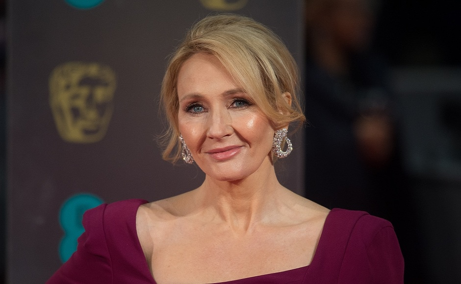 1. JK Rowling earned the top spot ($95 million) on the list with her 2016 stage-play script/book, Harry Potter and the Cursed Child, becoming the best-selling book of 2016. The recent films on her book, Fantastic Beasts and Where to Find Them, has also garnered huge revenues for the celebrated British author. Image via Samir Hussein/ Getty Images.