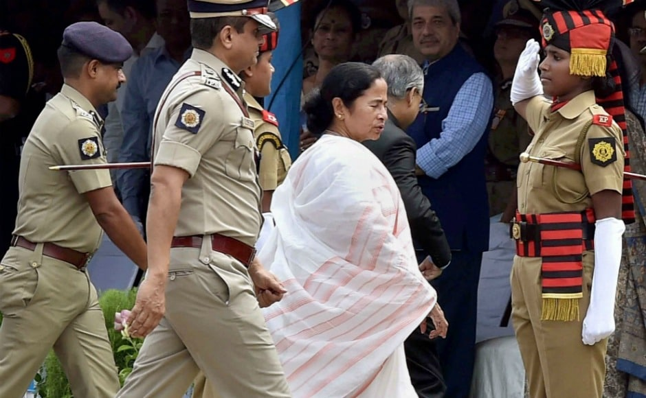 India celebrated its 71st Independence Day on Tuesday with patriotic fervor and gaiety. Ordinary people and political leaders from all over the country participated in the celebrations. In Kolkata, West Bengal chief minister Mamata Banerjee unfurled the tricolour atanIndependence Day function at Red Road. PTI