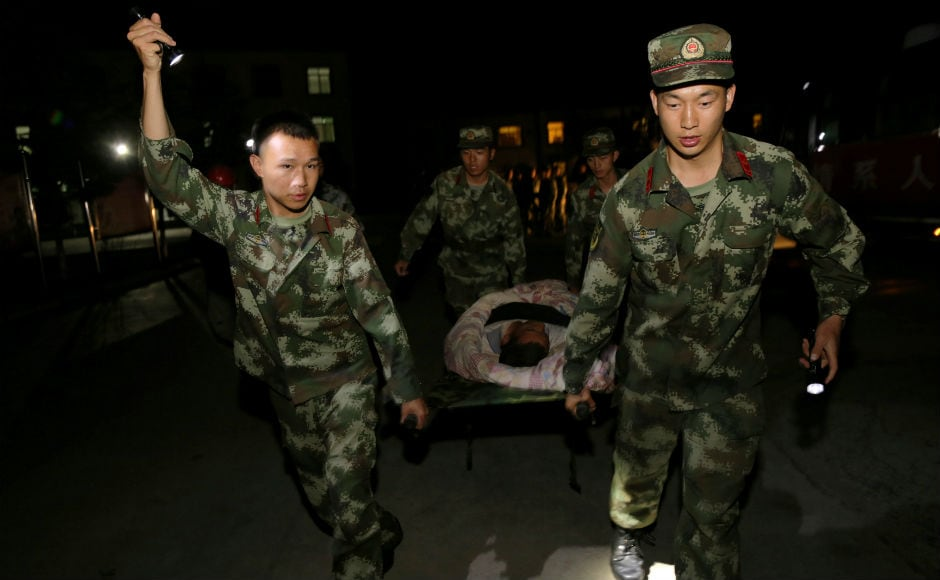 Sichuan is an earthquake-prone region. In May 2008, an 8.0-magnitude earthquake struck Wenchuan and killed more than 80,000 people. In 2013, a 7.0 magnitude quake hit Lushan, in which 196 people were killed. Reuters