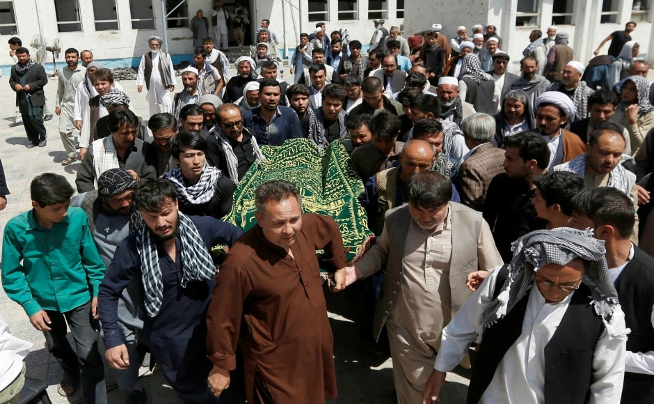 The Islamic State claimed responsibility for the attack and is considered to be an attempt to target Afghanistan's minority Shiites. The Taliban condemned the violence saying that the group had nothing to do with it. Reuters