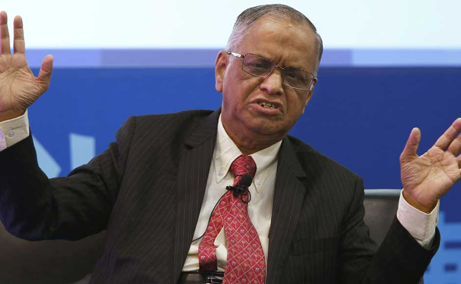 Murthy, who left all board positions at Infosys before Sikka began his five-year term in August 2014, launched a counter-offensive saying that all he wanted as a shareholder was good governance and had neither questioned Sikka's work nor sought money or position for his children. Getty Images