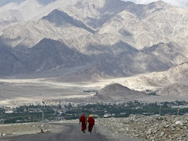 Ladakh. Representational image. Reuters