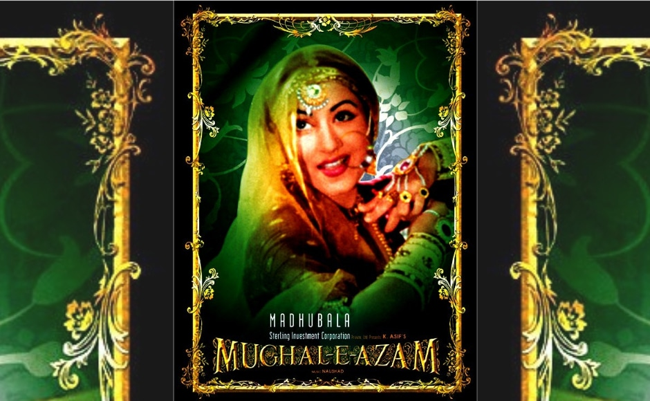 The figure has been styled after her most admired Anarkali character from the classic 1960 movie Mughal-e-Azam. Image from Twitter.