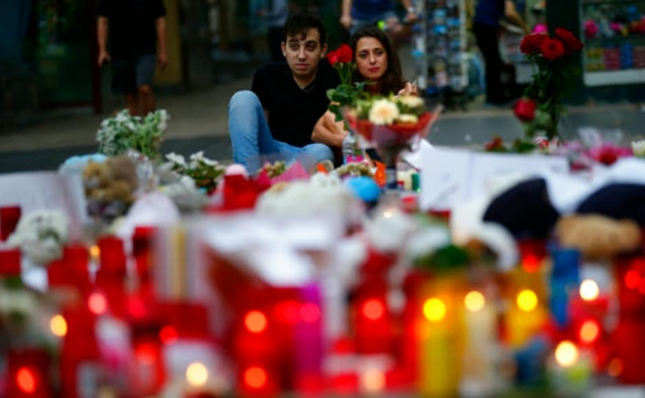Remembering Victims of Barcelona Attacks