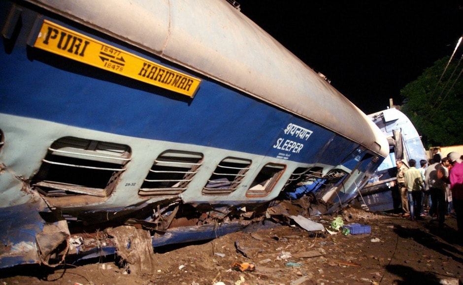 According to a report submitted by the Standing Committee on Railways to Lok Sabha in December 2016, it was found that derailments were the leading cause of train accidents in India between 2003 and 2016. PTI